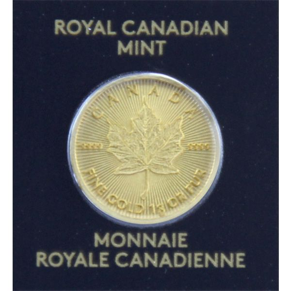 1g Gold - Kanada - Maple Leaf 2020 - Maplegram