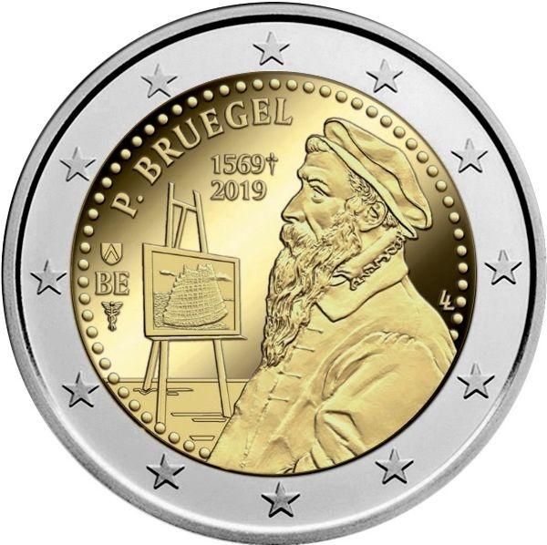 2 Euro MГјnzen Belgien